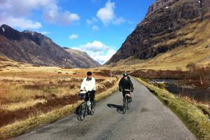 Lands End to John O'Groats – 14 day tour
