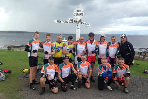 Lands End to John O'Groats – 10 day tour
