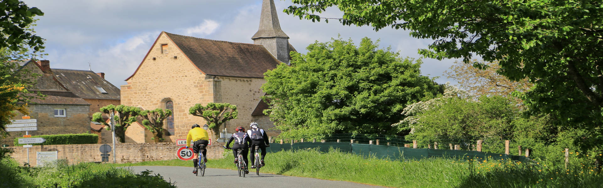 Cyclists Church