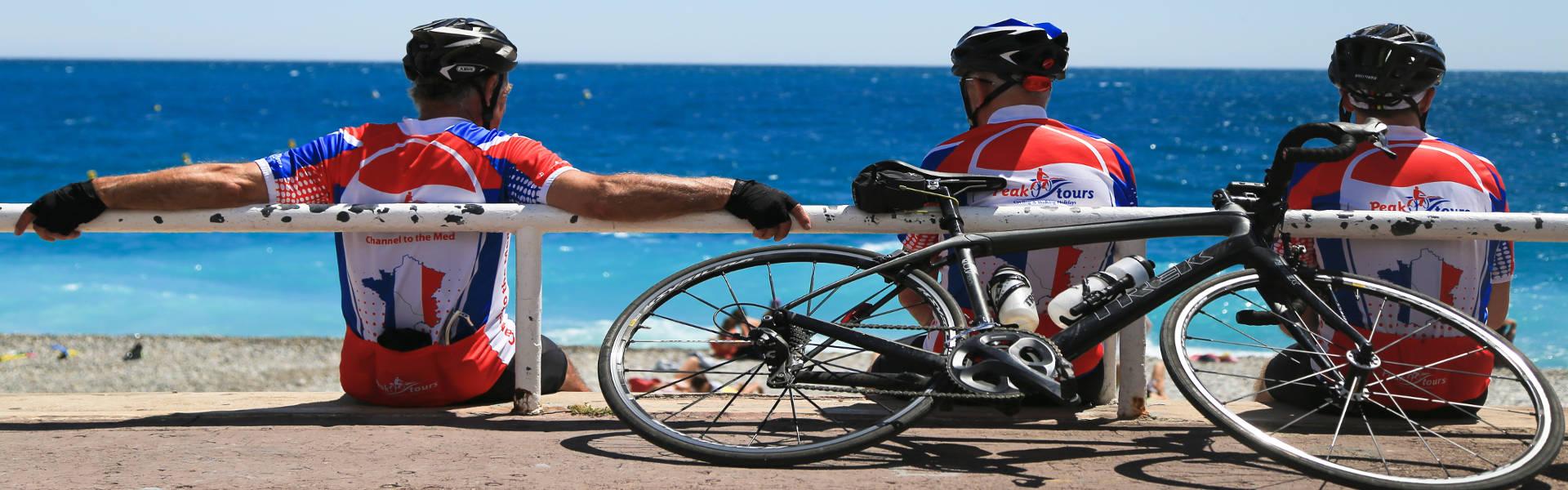 Peak Tours Cyclists