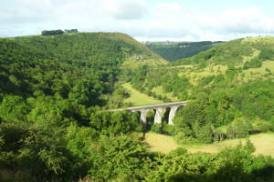 Chatsworth House & Millers Dale