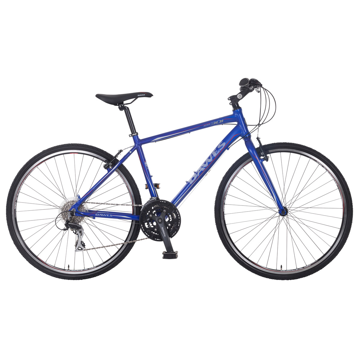 Dawes Discovery 301 Hybrid Bike – 10 – 15 Days Hire