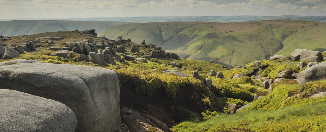 Stannage Edge, Lady Bower and Castleton3